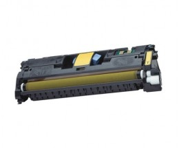 Toner Compativel HP 121A / HP 122A Amarelo ~ 4.000 Paginas