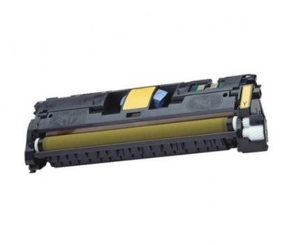 Toner Compativel HP 121A / HP 122A Amarelo ~ 4.000 Paginas