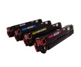 4 Toners Compativeis, Canon EP-716 Preto + Cor ~ 2.200 / 1.400 Paginas