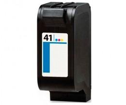 Tinteiro Compatível HP 41 Cor 30ml