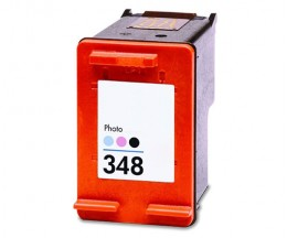 Tinteiro Compativel HP 348 Cor FOTO 18ml