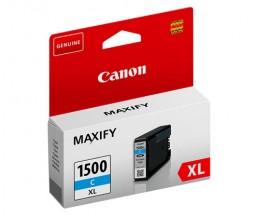 Tinteiro Original Canon PGI-1500 XLC Cyan 12ml ~ 1.000 Paginas
