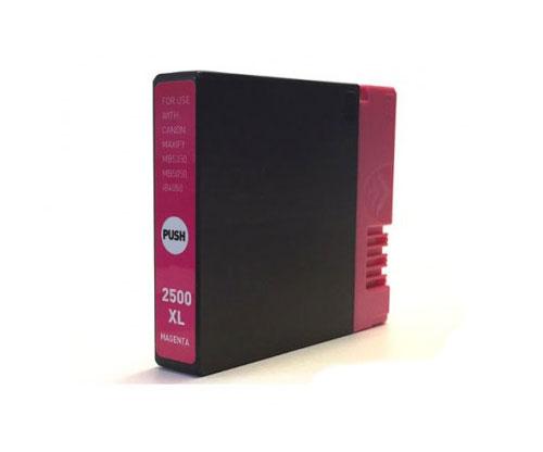 Tinteiro Compativel Canon PGI-2500 XLM Magenta 20.4ml