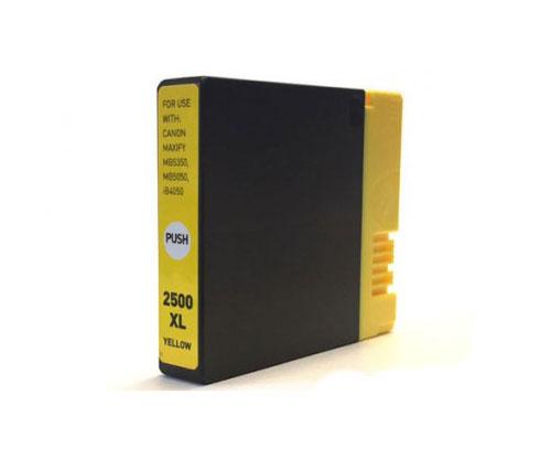 Tinteiro Compativel Canon PGI-2500 XLY Amarelo 20.4ml