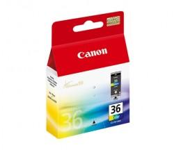 Tinteiro Original Canon CLI-36 Cor 12ml ~ 250 Paginas
