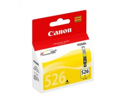 Tinteiro Original Canon CLI-526 Amarelo 9ml ~ 450 Paginas