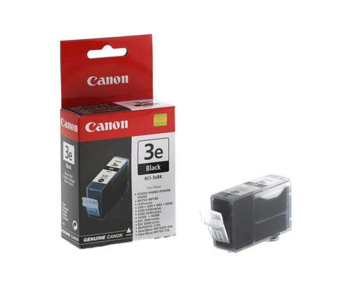 Tinteiro Original Canon BCI-3 EBK Preto 27ml ~ 500 Paginas