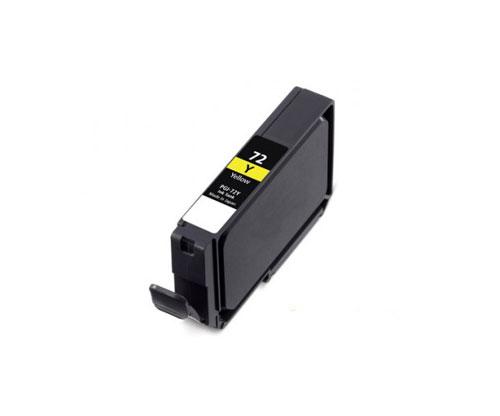 Tinteiro Compativel Canon PGI-72 Amarelo 14ml