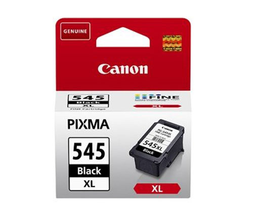 Tinteiro Original Canon PG-545 XL Preto 15ml ~ 400 Paginas