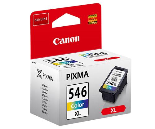 Tinteiro Original Canon CL-546 XL Cor 13ml ~ 300 Paginas