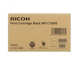 Tinteiro Gel Original Ricoh 888547 Preto ~ 9.000 Paginas
