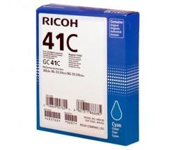 Tinteiro Original Ricoh GC-41 Cyan ~ 2.200 Paginas