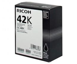 Tinteiro Original Ricoh GC-42 Preto ~ 10.000 Paginas