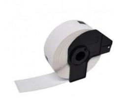 Etiquetas Compativeis, Brother DK11201 29mm x 90mm 400 / Rolo Branco