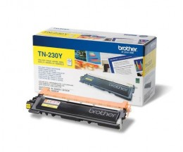 Toner Original Brother TN-230 Amarelo ~ 1.400 Paginas