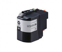 Tinteiro Compativel Brother LC-229 XL BK Preto 58.6ml