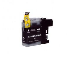 Tinteiro Compativel Brother LC-227 XLB K Preto 28.6ml