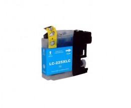 Tinteiro Compativel Brother LC-225 XL C Cyan 15.6ml