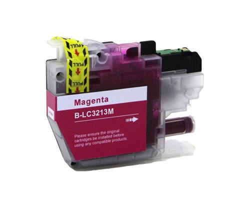 Tinteiro Compativel Brother LC3211 / LC3213 Magenta ~ 400 Paginas