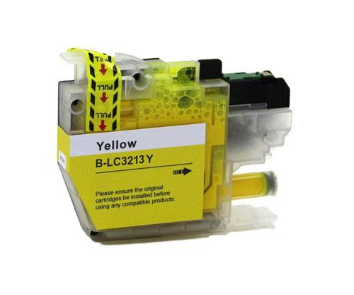 Tinteiro Compativel Brother LC3211 / LC3213 Amarelo ~ 400 Paginas
