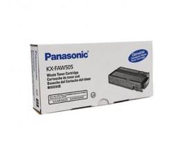Caixa de Residuos Original Panasonic KXFAW505 ~ 8.000 Paginas