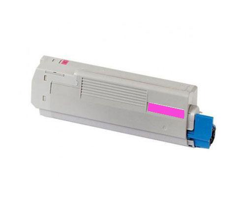 Toner Compativel OKI 44059210 Magenta ~ 10.000 Paginas