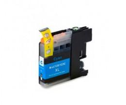 Tinteiro Compativel Brother LC-125 XL C Cyan 16.6ml