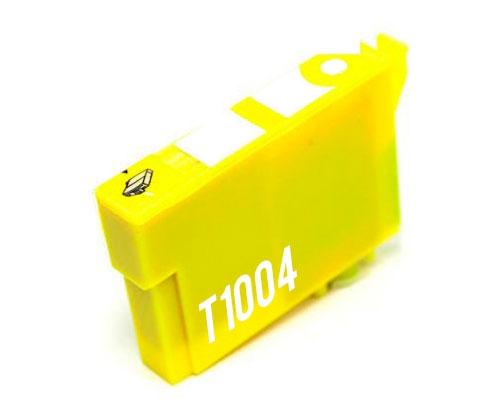 Tinteiro Compativel Epson T1004 Amarelo 16ml