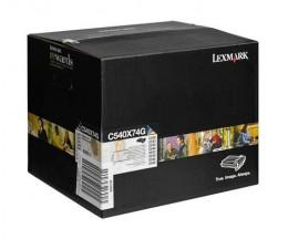 Tambor Original Lexmark C540X74G Preto + Cor ~ 30.000 Paginas