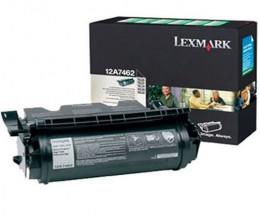 Toner Original Lexmark 12A7462 Preto ~ 21.000 Paginas