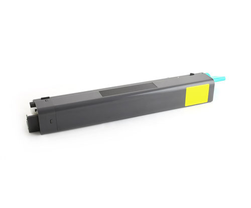 Toner Compativel Lexmark C925H2YG Amarelo ~ 7.500 Paginas