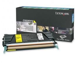 Toner Original Lexmark C5220YS Amarelo ~ 3.000 Paginas