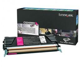 Toner Original Lexmark C5240MH Magenta ~ 5.000 Paginas