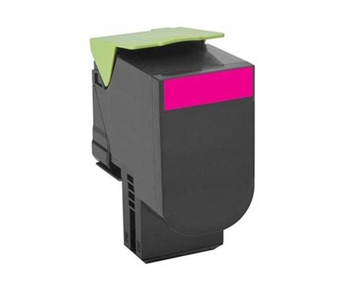Toner Compativel Lexmark 702HM Magenta ~ 3.000 Paginas