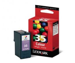Tinteiro Original Lexmark 35 Cor 21ml ~ 450 Paginas
