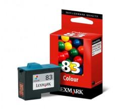 Tinteiro Original Lexmark 83HC Cor 19.2ml ~ 200 Paginas
