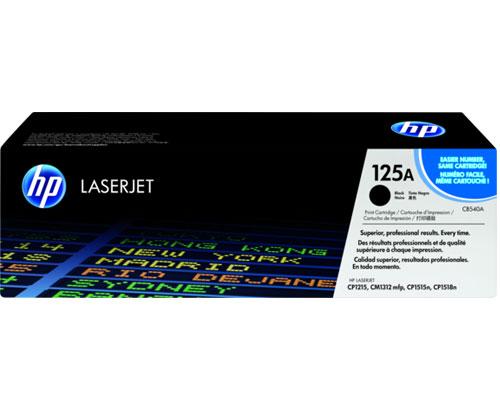Toner Original HP 125A Preto ~ 2.200 Paginas