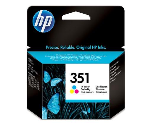 Tinteiro Original HP 351 Cor 3.5ml ~ 170 Paginas