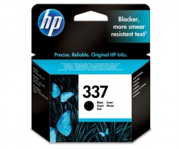 Tinteiro Original HP 337 Preto 11ml ~ 420 Paginas