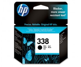Tinteiro Original HP 338 Preto 11ml ~ 450 Paginas