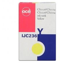 Tinteiro Original OCE IJC 236 Amarelo 130ml