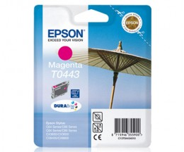 Tinteiro Original Epson T0443 Magenta 13ml