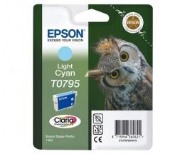 Tinteiro Original Epson T0795 Cyan Claro 11ml