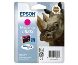 Tinteiro Original Epson T1003 Magenta 11.1ml ~ 625 Paginas