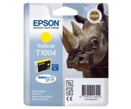 Tinteiro Original Epson T1004 Amarelo 11.1ml ~ 990 Paginas