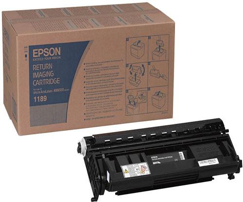 Toner Original Epson S051189 Preto ~ 15.000 Paginas