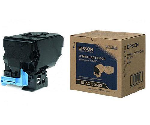 Toner Original Epson S050593 Preto ~ 6.000 Paginas