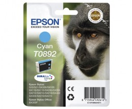 Tinteiro Original Epson T0892 Cyan 3.5ml