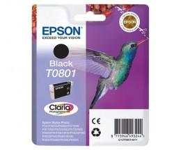 Tinteiro Original Epson T0801 Preto 7.4ml