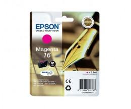 Tinteiro Original Epson T1623 / 16 Magenta 3.1ml